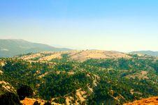 Free Peaks Of Turkey Stock Photo - 8525590