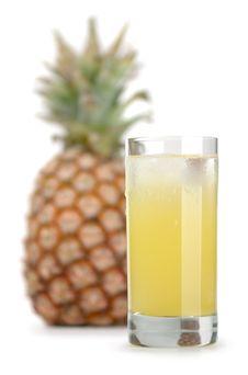 Free Pineapple Stock Image - 8525771