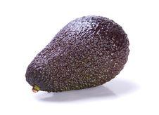 Free Avocado  On White Background Royalty Free Stock Image - 8527116
