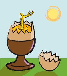 Free Easter Tragedy Royalty Free Stock Photos - 8527328