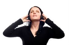 Free Listening To Music Royalty Free Stock Photo - 8528485