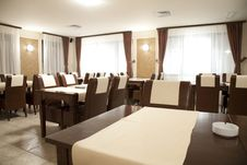 Free Restaurant Interior Royalty Free Stock Photography - 8528587