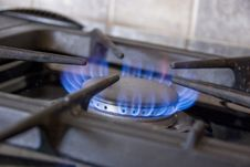 Free Gas Stove Ring Stock Images - 8529314