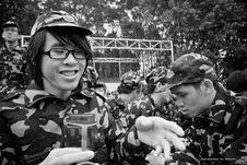 Free Military Training Royalty Free Stock Photos - 85217798