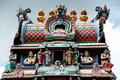 Free Singapore: Sri Mariamman Hindu Temple Stock Photo - 8531710