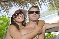 Free Tropic Couple Stock Images - 8530354