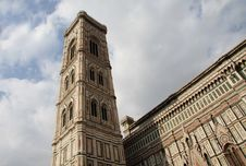 Free Campanile-florence,Italy Stock Images - 8530474
