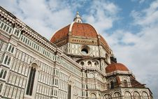 Free Dome Of Florence Duomo,Italy Royalty Free Stock Image - 8530476