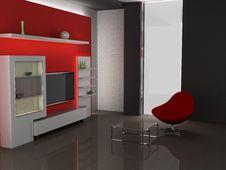Free Living Room Stock Photo - 8530620
