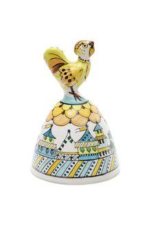 Decorative Cock Stock Image