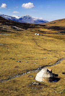Free Yurts Stock Photo - 8531010