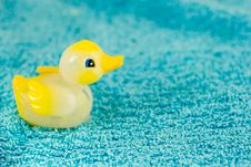 Ducky Toy Stock Photography