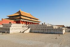 Free The Forbidden City Stock Photos - 8532163