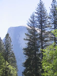 Free Half Dome Royalty Free Stock Photos - 8533878