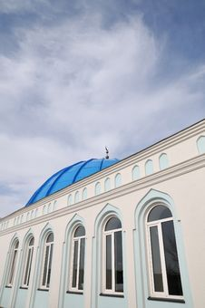 Free White Mosque Stock Photo - 8534100