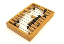 Free Old Wooden Abacus Royalty Free Stock Photo - 8534335