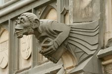 Free Gargoyle Royalty Free Stock Photos - 8534988