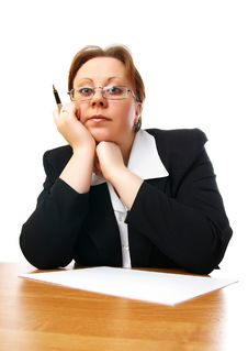Free Businesswoman Stock Photography - 8535202