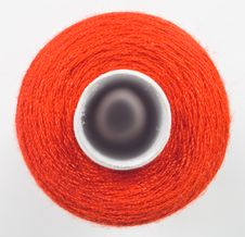 Free Sewing Spool Stock Photography - 8535592