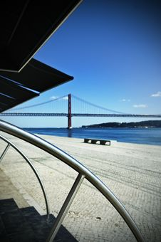 Free Tagus Riverside Stock Photography - 8535662