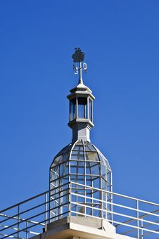 Free Lighthouse Dome Stock Photography - 8535692