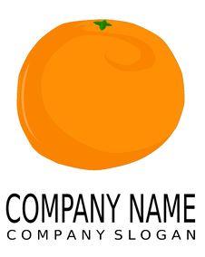 Free Orange - Logo Stock Photo - 8536030