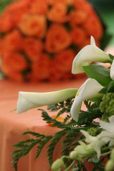 Wedding Bouquet 7 Stock Photo