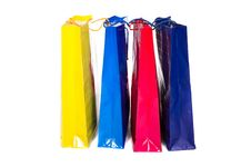 Free Paper Bags Royalty Free Stock Photography - 8536697
