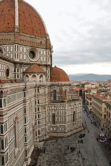 Free Duomo, Florence Royalty Free Stock Photography - 8536867