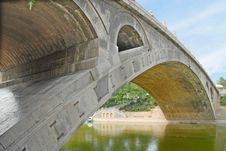 Free The Old Bridge In China Royalty Free Stock Photo - 8537085