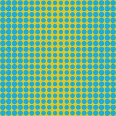 Free Blue Dots Pattern Stock Images - 8537104