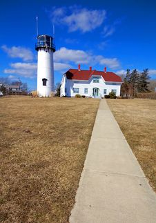 Free Chatham Lighthouse, Cape Cod Royalty Free Stock Photos - 8537448