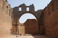 Free Bosra Royalty Free Stock Photo - 8538685