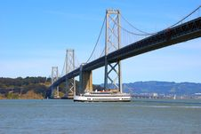 Bay Bridge Stock Images