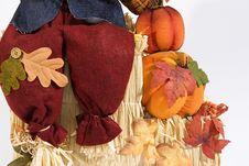 Free Scarecrow Legs Stock Image - 8539911