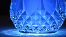 Free Close-up Of Blue Reflection Royalty Free Stock Photos - 85361908