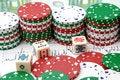 Free Casino Stock Photo - 8544340