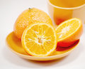 Free Color Cup And Orange Stock Photos - 8547493