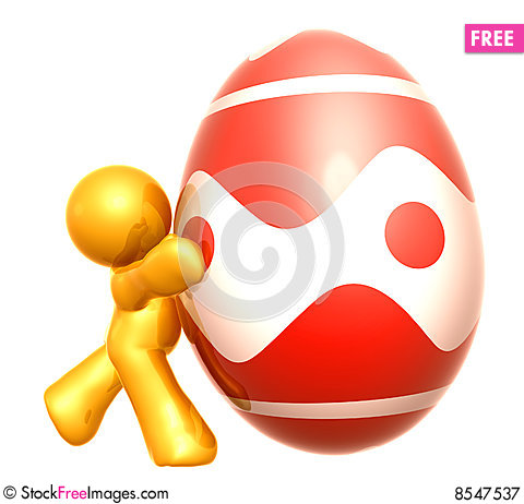 Free Let S Find The Easter Egg Royalty Free Stock Photography - 8547537