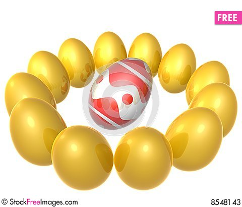 Free Let S Find The Easter Egg Stock Photos - 8548143