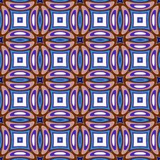 Free Abstract Retro Pattern Royalty Free Stock Photography - 8540017