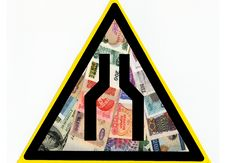 Free World Economic Crisis. Stock Photo - 8540560
