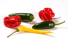Free Hot Chili Stock Photo - 8540720