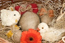 Free Easter Decoration Royalty Free Stock Images - 8540889
