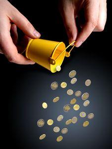 Free Coins Stock Photo - 8541770