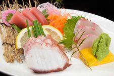 Free Sashimi Royalty Free Stock Photos - 8542928