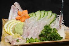 Free Sashimi Stock Photo - 8543020