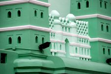 Free Singapore: Jamae Chulia Mosque Stock Photos - 8543203