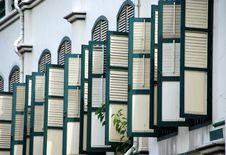 Singapore: Telok Ayer House In Chinatown