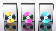 Free CD/DVD Stock Images - 8543894
